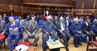 """وكيل """"الرقابة الإدارية"""" بمؤتمر الأزهر: المواطن عليه دور مهم فى مواجهة الفساد"""