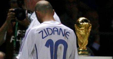 حكايات كأس العالم.. أسطورة زيدان والنهاية المأساوية!