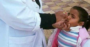 صحة أسوان تنهى استعداداتها لبدء حملة التطعيم ضد شلل الأطفال 16 فبراير