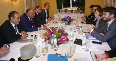 وزير الخارجية: العلاقات بين القاهرة وواشنطن استراتيجية