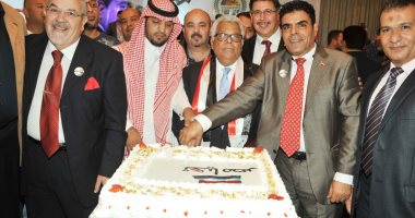 اتحاد المصريين بالسعودية يعلن دعم السيسى فى الانتخابات الرئاسية.. صور