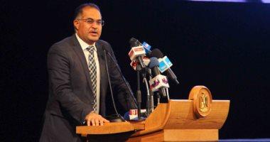 وكيل البرلمان: الشباب المصرى أعضاء فى حملة السيسى بانتخابات الرئاسة