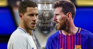 قمة برشلونة وتشيلسى بدورى الأبطال تتجاوز المليار و600 مليون يورو