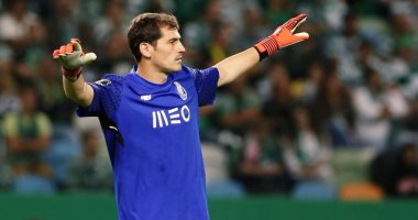 بورتو البرتغالى يعلق مستقبل كاسياس بمنصب إدارى