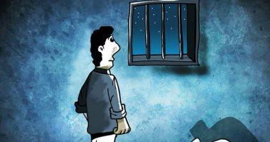 """حال الدنيا.. ضحايا فيس بوك """"سجناء العالم الافتراضى """""""