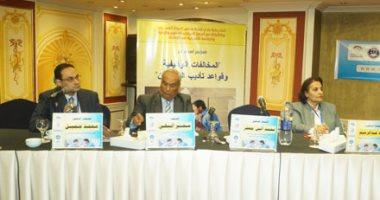 سمير البهى: مجلس الدولة حريص على المشاركة فى توعية الموظف بالواجبات