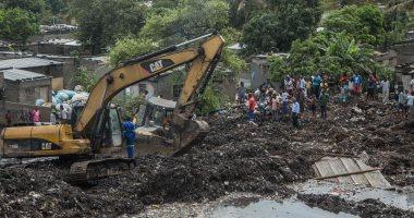 """الأمم المتحدة: نحو 700 ألف شخص فى موزمبيق معرضون للخطر جراء إعصار """"كينيث"""""""