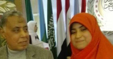 صور.. طالبة بالأقصر تقتنص المركز الأول عربيا فى مسابقة التحدث بالفصحى