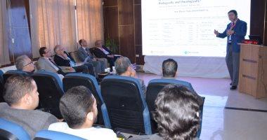 خبراء جراحة الصدر يشاركون فى أعمال ورشة العمل الرابعة لجراحات المناظير بجامعة أسيوط