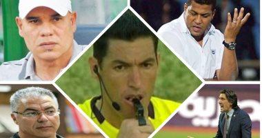 5 مشاهير فى الكرة يرفعون شعار  نسيت النوم  فى الدورى المصرى -