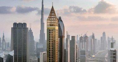 دبى تفتتح أعلى فندق فى العالم بطول 356 مترا