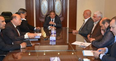 وزير الرياضة يجتمع مع منظمة مكافحة المنشطات عقب اعتماد المعمل المصرى