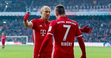 فيديو.. أجمل 10 أهداف فى الشهر بالدورى الألمانى.. روبن الأبرز