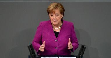 """ميركل: الاتحاد الأوروبى يقر بأن الاتفاق النووى الإيرانى """"ليس مثاليا"""""""