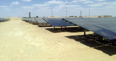 ربط محطة سيوة الشمسية بقدرة 10 ميجا وات بالشبكة