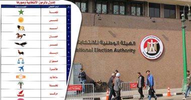 الوطنية للانتخابات: مندوب أو أكثر للمرشحين فى كل لجنة انتخابية بالخارج