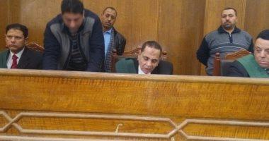 المستشار محمد وفيق رئيس محكمة جنايات الزقازيق