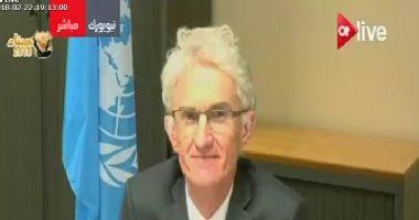 مسئول أممى: العمليات العسكرية فى الغوطة تحولت إلى مسار ممنهج لاستهداف المدنيين
