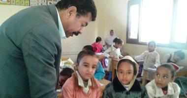 محافظ سوهاج : قافلة تعليمية لسد العجز فى 14 مدرسة بإدارة جرجا التعليمية -