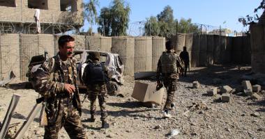 مقتل 43 مسلحا و14 من قوات الأمن فى معارك بإقليم غازنه الأفغانى