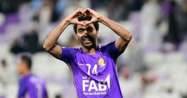 حسين الشحات يطلب من المقاصة الاستمرار مع العين الإماراتى