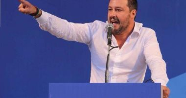 وزير داخلية إيطاليا: حظيت بشرف لأكون أول ممثل لحكومتى يقابل السيسى