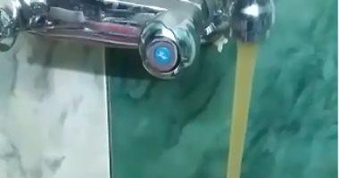 شكوى من تلوث المياه بمدينة رشيد