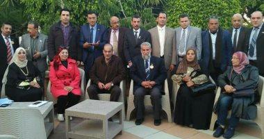 """حملة """"السيسى نسر العرب"""" تضع خطة لدعم الرئيس فى انتخابات الرئاسة المقبلة"""