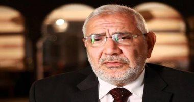 """إدراج """"أبو الفتوح"""" وعلاء عبد الفتاح ونجل الشاطر و25 آخرين بقوائم الإرهاب"""