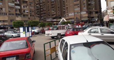 شكوى من سيطرة سايس على الشوارع الجانبية من عمارات العبور بمدينة نصر