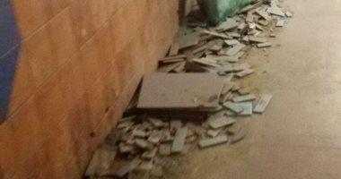 صور.. شكوى من عدم إنهاء أعمال ترميم نفق الشاطبى بالإسكندرية