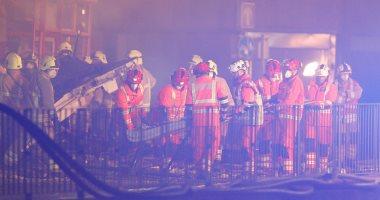 إصابة 10 أشخاص فى انفجار غاز طبيعى بمبنى سكنى بولاية كولورادو الأمريكية