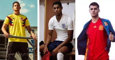 صور.. الزمن يعود للخلف فى كأس العالم 2018