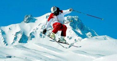شاهد.. الأماكن المثالية للاستمتاع بالتزلج على الجليد