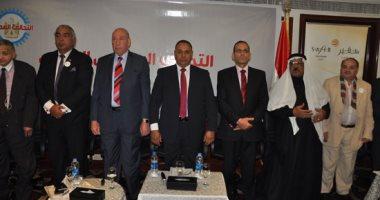 40 حزبا يعيدون رسم خريطة الحياة السياسية فى مصر بمؤتمرات دعم الرئيس ومحاربة الإرهاب -