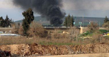 مصادر سورية: مقتل 11 مدنيا فى القصف التركى على مدينة عفرين