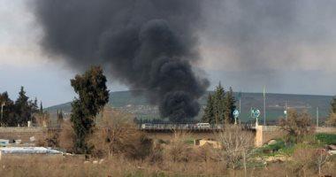 مقتل 7 مدنيين و4 من الجيش الحر فى انفجار بمبنى بعفرين السورية