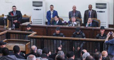 """اليوم.. استكمال مرافعة دفاع بديع و738 متهما بـ""""فض رابعة"""""""