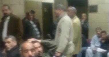 قارئ يشكو تأخر حضور موظفى مكتب الشهر العقارى بمدينة بلقاس فى الدقهلية