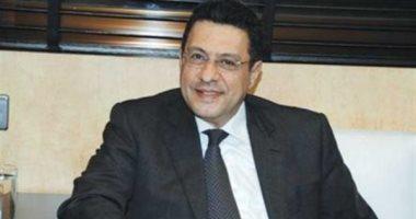 سفير مصر بالكويت وراعى الكنيسة المصرية يستقبلان المهنئين بعيد الميلاد المجيد