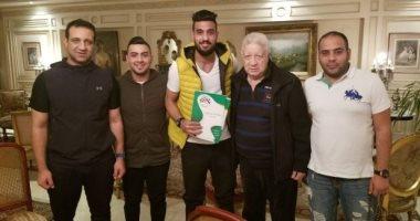 الزمالك يحدد 90 مليون جنيه لرحيل أحمد الشناوى