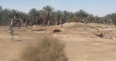 ننشر صور اكتشاف القوات المسلحة للأنفاق فى سيناء والتعامل مع الإرهابيين