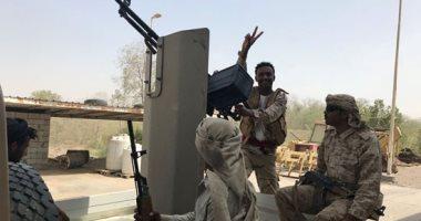 """انهيار فى صفوف الحوثى وتقدم للمقاومة اليمنية بمنطقة الـ""""كيلو 16"""""""