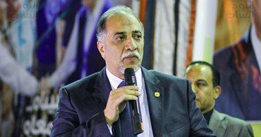النائب عبد الهادى القصبى: السيسى تحمل مسئولية 105 ملايين مصرى