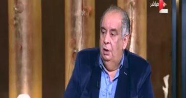 يوسف زيدان: الخلافة خُرافة وكلام فاضى وليس لها علاقة بالدين.. فيديو