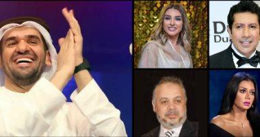 أغنية وطنية جديدة تجمع نجوم مصر بصوت حسين الجسمى