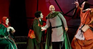 """""""ماكبيث"""" يلتقى بجمهور المسرح فى مهرجان ربيع الثقافة"""