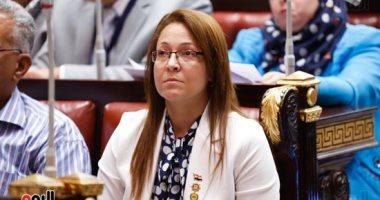 النائبة نجوى خلف: الرئيس يدعم المرأة وأتمنى أن يكون لدينا رئيسة وزراء