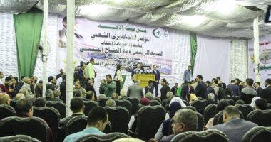 رئيس حزب الوفد: مؤتمرات دعم الرئيس تعكس أصالة الشعب المصرى