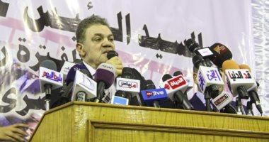 السيد البدوي يوجه الشكر لقوات الجيش والشرطة لحمايتهم أمن مصر